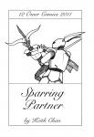 Sparring Partner, Cover
