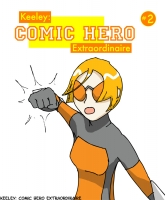 Keeley: Comic Hero Extraordinaire, Issue 2