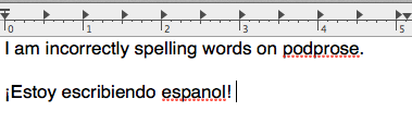 {Correct and incorrect words are accurately processed in two languages. }