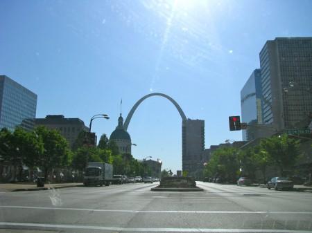 Market Street, St. Louis
