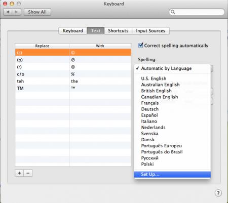 Languages Step 2